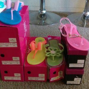 Shoes - Ladies Sandals $10 a pair